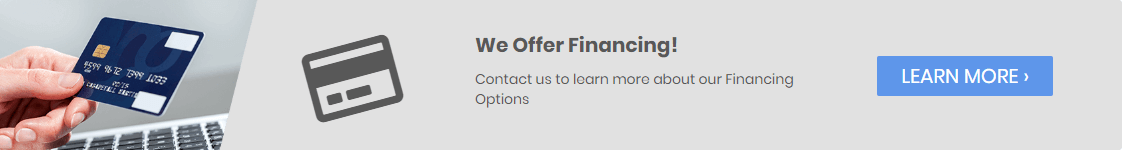 Exceptionnel We Offer Financing!
